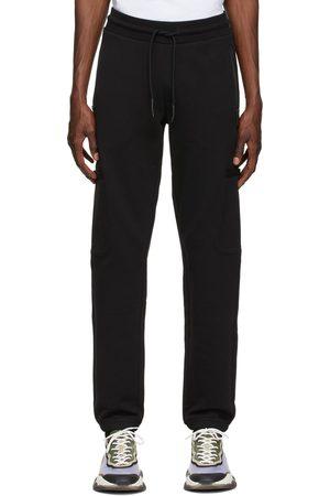 Moncler Black Cargo Lounge Pants