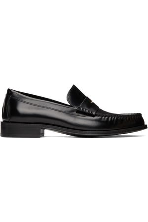 Paul Smith Black Lucky Loafers