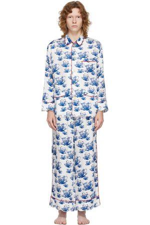 UNDERCOVER & Blue Hello Kitty Edition Pyjama Set