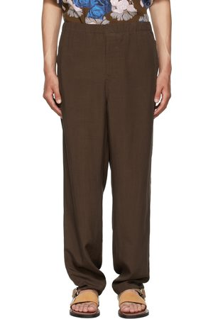 UNDERCOVER Rayon Trousers