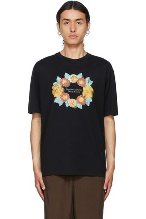 UNDERCOVER Floral Ring T-Shirt