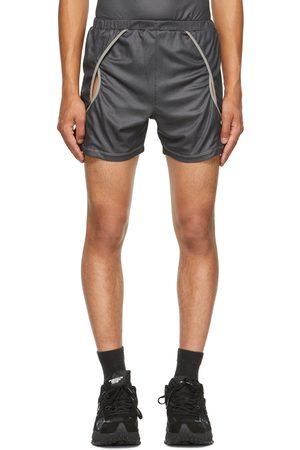 Saul Nash Black & Grey Reveal Shorts