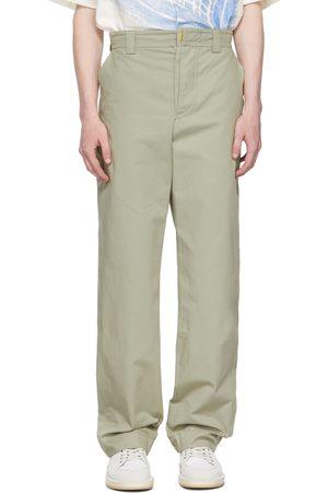 Jacquemus Grey 'Le Pantalon De Costume' Trousers