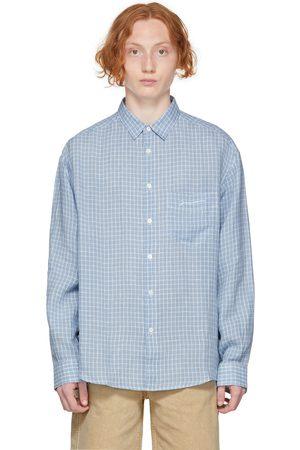 Jacquemus Blue 'La Chemise Simon' Shirt