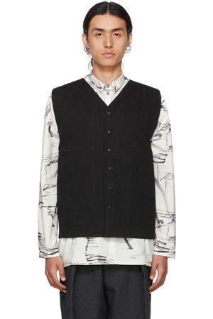 TOOGOOD Black Philosopher Vest