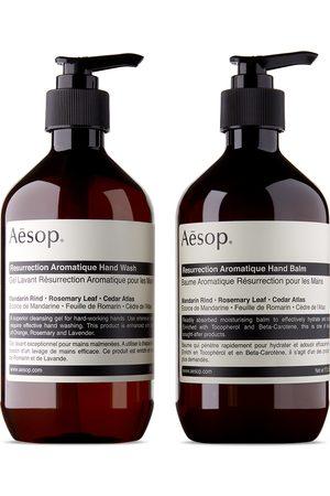 Aesop Resurrection Hand Care Duet Set, 500 mL