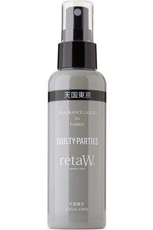 Wacko Maria RetaW Edition Guilty Parties Fabric Fragrance Liquid Spray, 120 mL