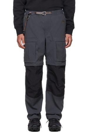 Nike Grey ACG Smith Summit Cargo Pants
