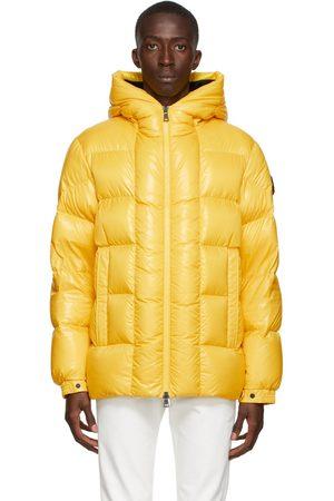 Moncler Yellow Down Dougnac Jacket