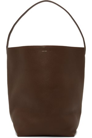 The Row Brown N/S Park Tote