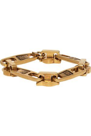 Balenciaga Gold Zip Bracelet