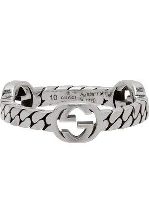 Gucci Curb Chain Interlocking G Ring