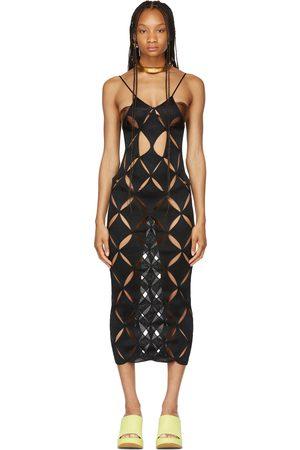 Isa Boulder Women Dresses - SSENSE Exclusive First Argyle Dress