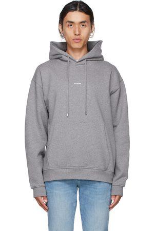 Frame Grey Logo Hoodie