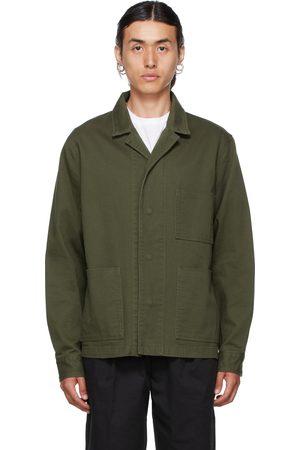 Frame Khaki Workwear Jacket