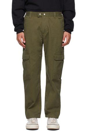 Frame Khaki Twill Cargo Pants