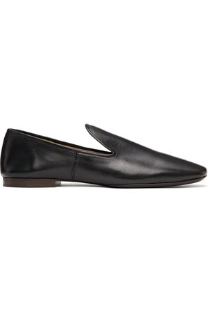 LEMAIRE Women Loafers - Black Soft Loafers