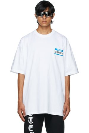 Vetements My Name Is ' T-Shirt