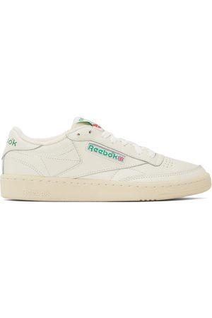 Reebok Off-White Club C 1985 TV Sneakers