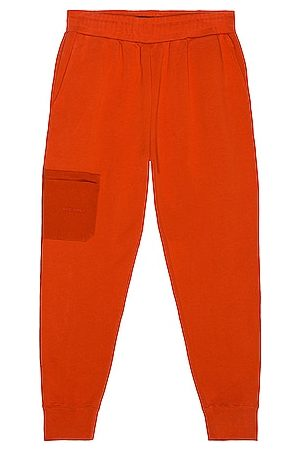 A-cold-wall* Men Sweatpants - Logo Embroidery Sweatpant in