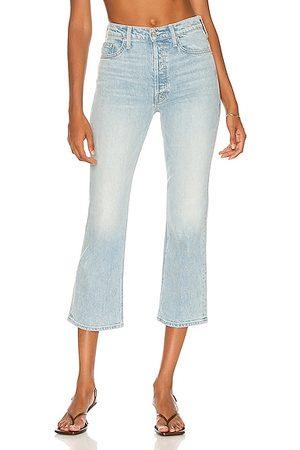 Mother Women Jeans - Tripper in Blue