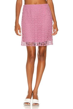 Givenchy 4G Short Skirt in