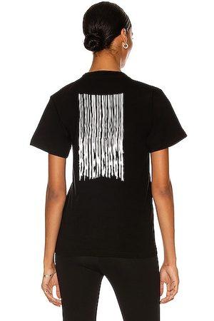 Balenciaga Small Fit T Shirt in