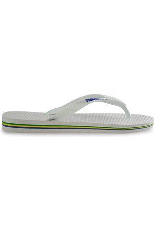 Havaianas Men's Brazil Logo Flip Flops - - Size 9