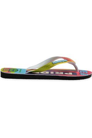 Havaianas Men's Top Pride Rainbow Flip Flops - Size 9