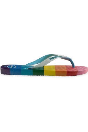 Havaianas Men's Top Pride Sole Flip Flops - - Size 9
