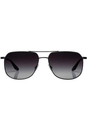 Barton Perreira Men's Javelin 56MM Aviator Sunglasses