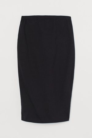 H&M MAMA Cotton Jersey Skirt