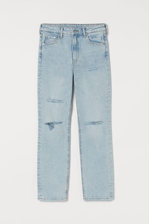 H&M Women High Waisted - Vintage Slim High Ankle Jeans