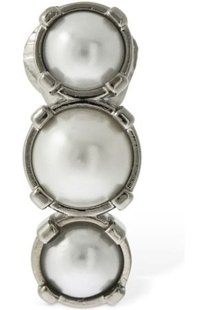 Dsquared2 Men Earrings - Imitation Pearl Mono Earring