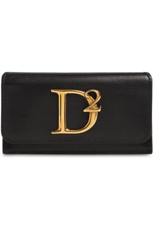 Dsquared2 D2 Statement Leather Card Holder