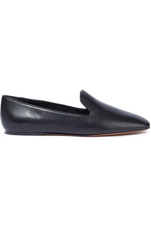 Vince Woman Clark Leather Loafers Size 10