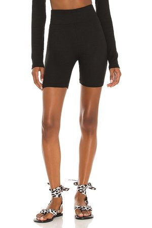 RAG&BONE Women Shorts - The Knit Rib Bike Short in .