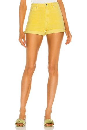 Rollas Dusters Short in Yellow.