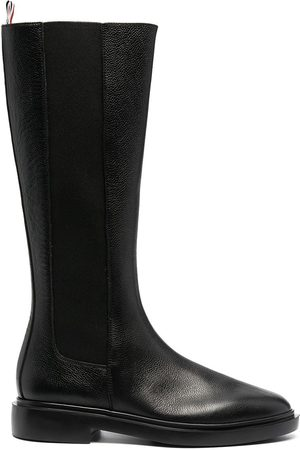 Thom Browne Women Thigh High Boots - Knee-length chelsea boots