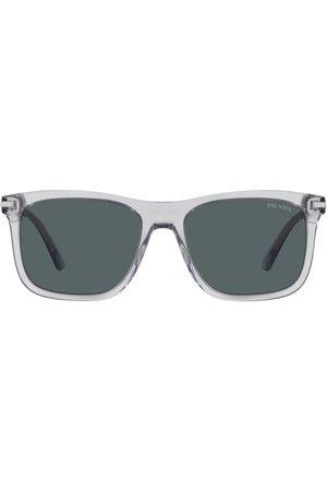 Prada Men Square - Square-frame sunglasses - Grey