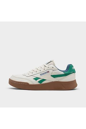 Reebok Men Casual Shoes - Men's Club C Revenge Legacy Casual Shoes in White/ /Chalk Size 7.5 Leather