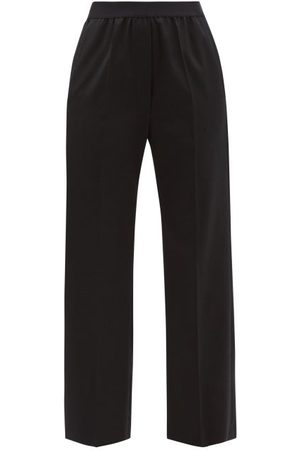 MM6 MAISON MARGIELA Pressed-crease Tailored Trousers - Womens
