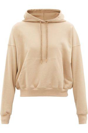 WARDROBE.NYC Release 03 Cotton-jersey Hooded Sweatshirt - Womens