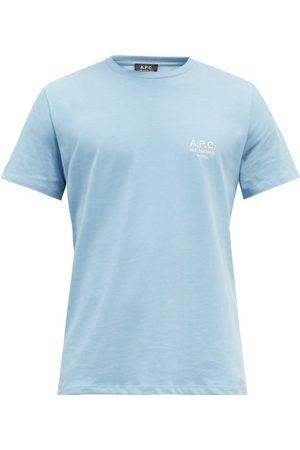 A.P.C. Raymond Cotton-jersey T-shirt - Mens - Light