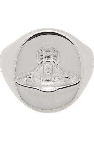 Vivienne Westwood Silver Seal Ring