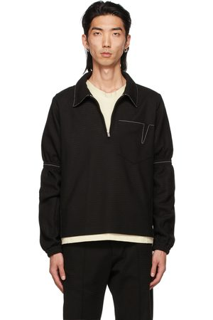 ADYAR Knit Zip-Up Jacket