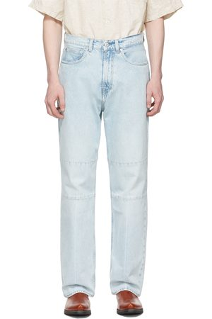 OUR LEGACY Blue Extended Third Cut Jeans
