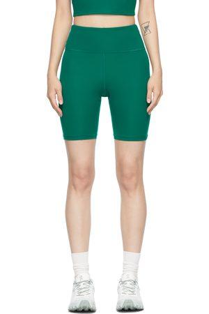 LACAUSA Green Warm Up Shorts