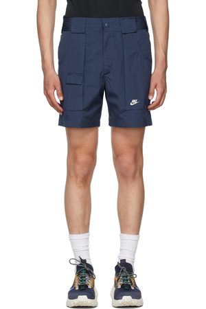 Nike Navy Re-Issue Shorts