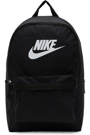Nike Black Canvas Heritage Backpack